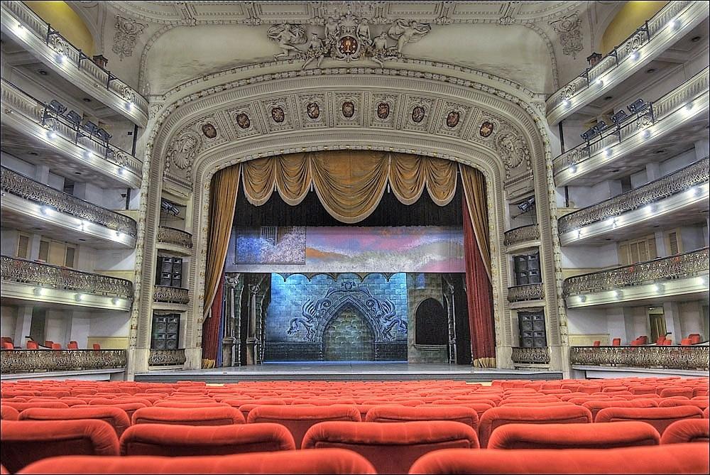 Sehenswürdigkeiten in Havanna: Das Gran Teatro