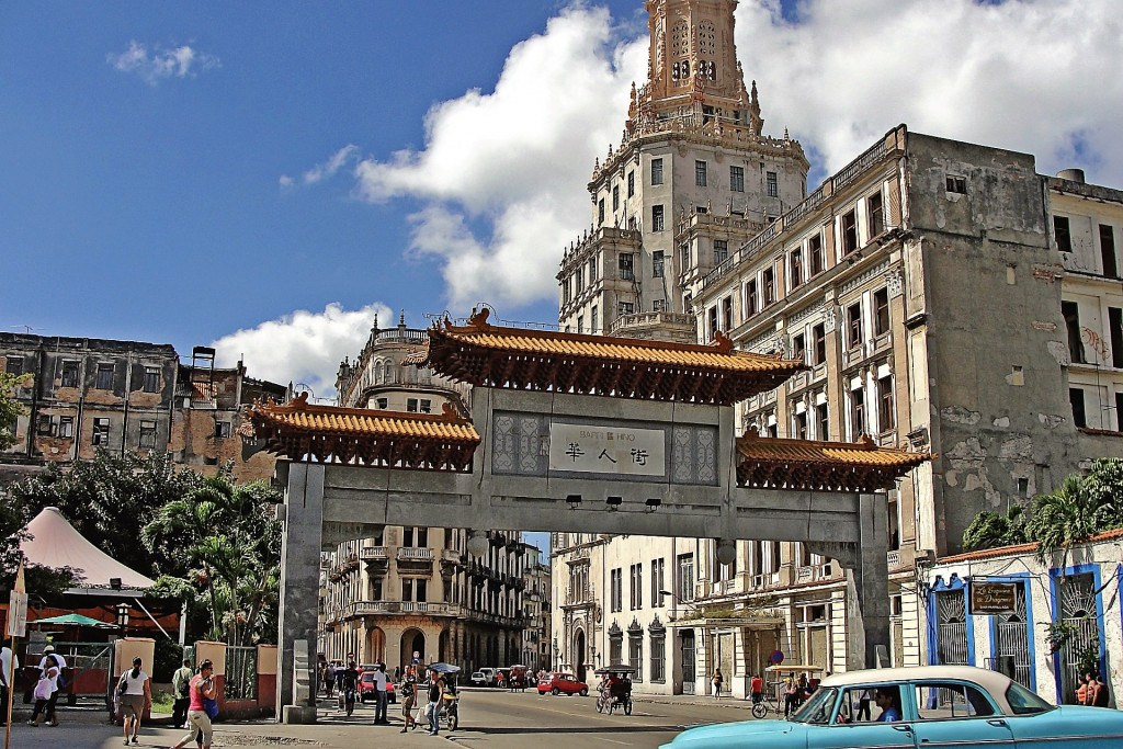 Sehenswürdigkeiten in Havanna: Das Chinesische Viertel