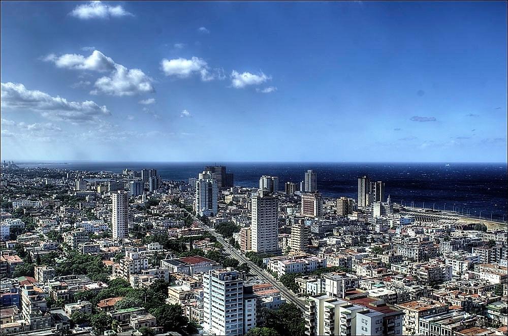 Sehenswürdigkeiten in Havanna: Das FOCSA Gebäude