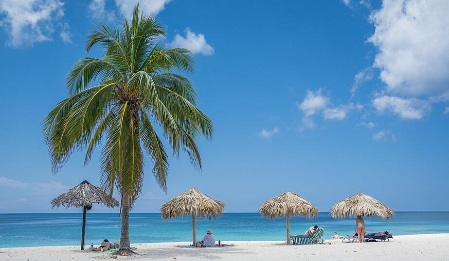 Ancon Strand Kuba
