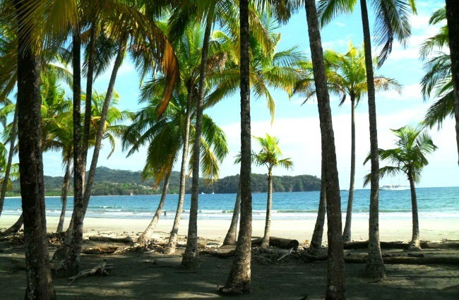Die schönsten Strände in Costa Rica: Carillo