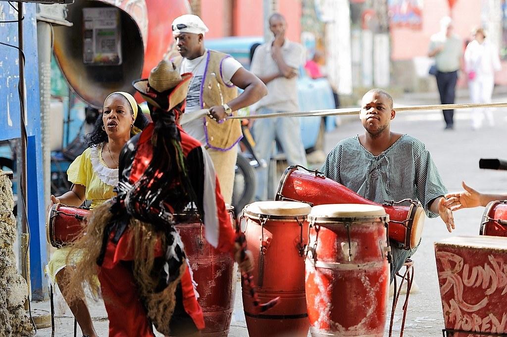 Sehenswürdigkeiten in Havanna: Die HAMEL Gasse
