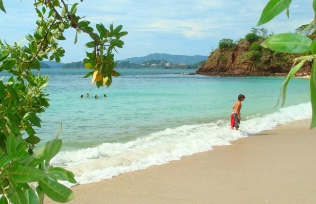 Die schönsten Strände in Costa Rica: Conchal