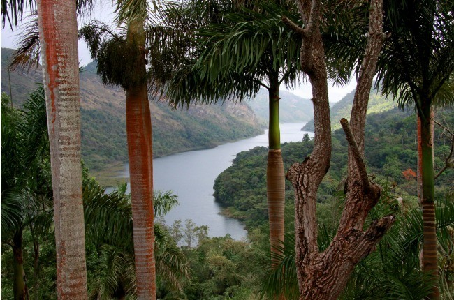 Grandiose Aussicht im Topes de Collantes Nationalpark.