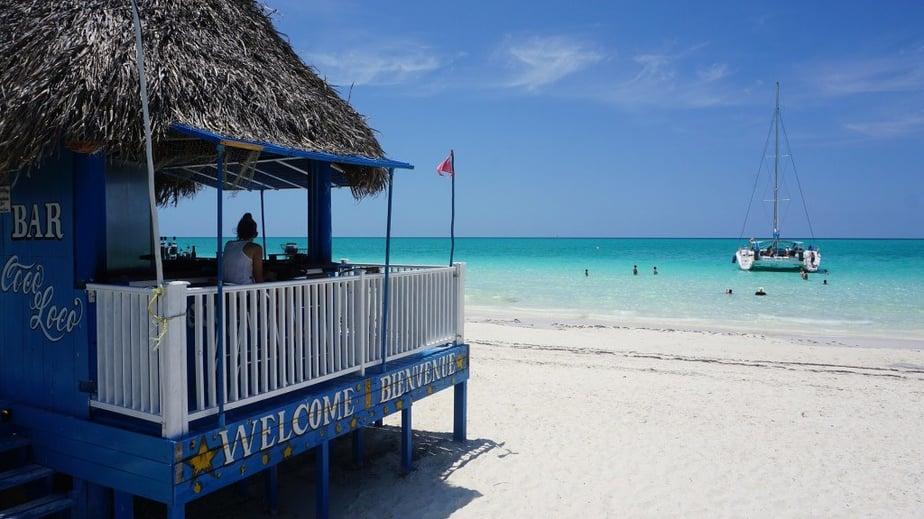 Playa Flamenco Cayo Coco Kuba ©maxos_dim