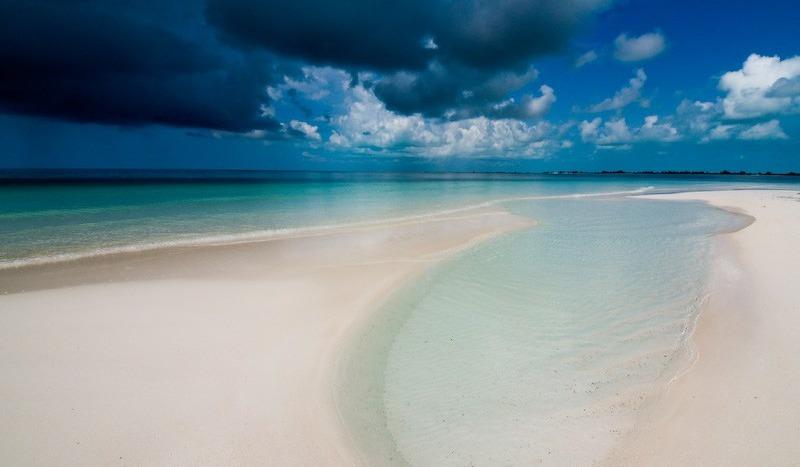Paraiso Strand Kuba