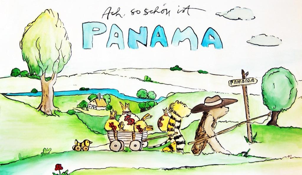 Einfach mal nach Panama aufbrechen. Bildquelle: FLickr \ Janosch