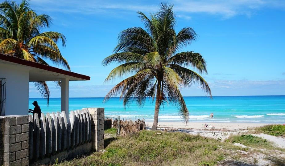 Varadero Strand Kuba