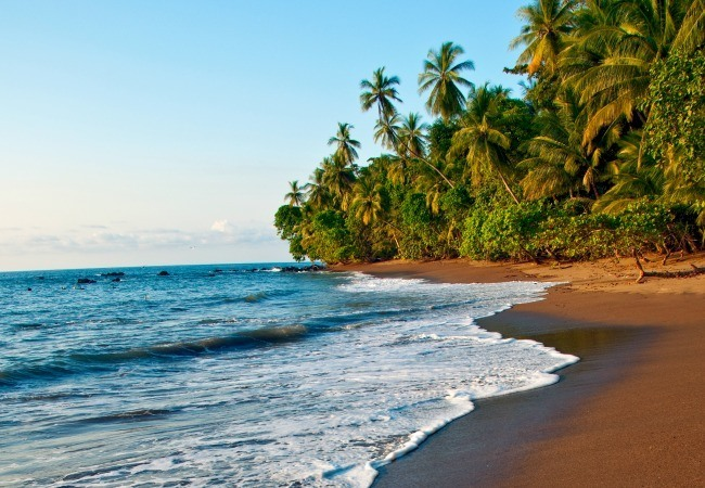Die schönsten Strände in Costa Rica: Corcovado